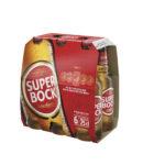 pack de 6 super bock